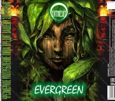 Стикеры Evergreen