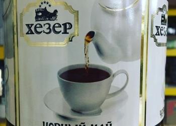 Этикетка Хезер - черный чай -4