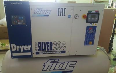 Fiac NEW SILVER 20