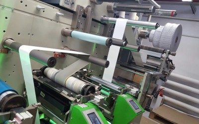 Производство печати этикеток