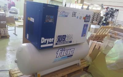 Винтовой компрессор Fiac NEW SILVER 20